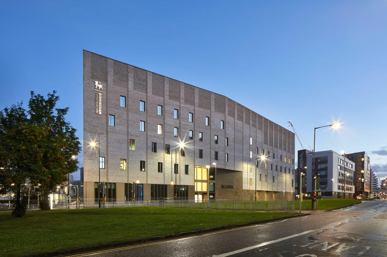 Birmingham Conservatoire, west mindlands, RICS Awards, 050218, mb
