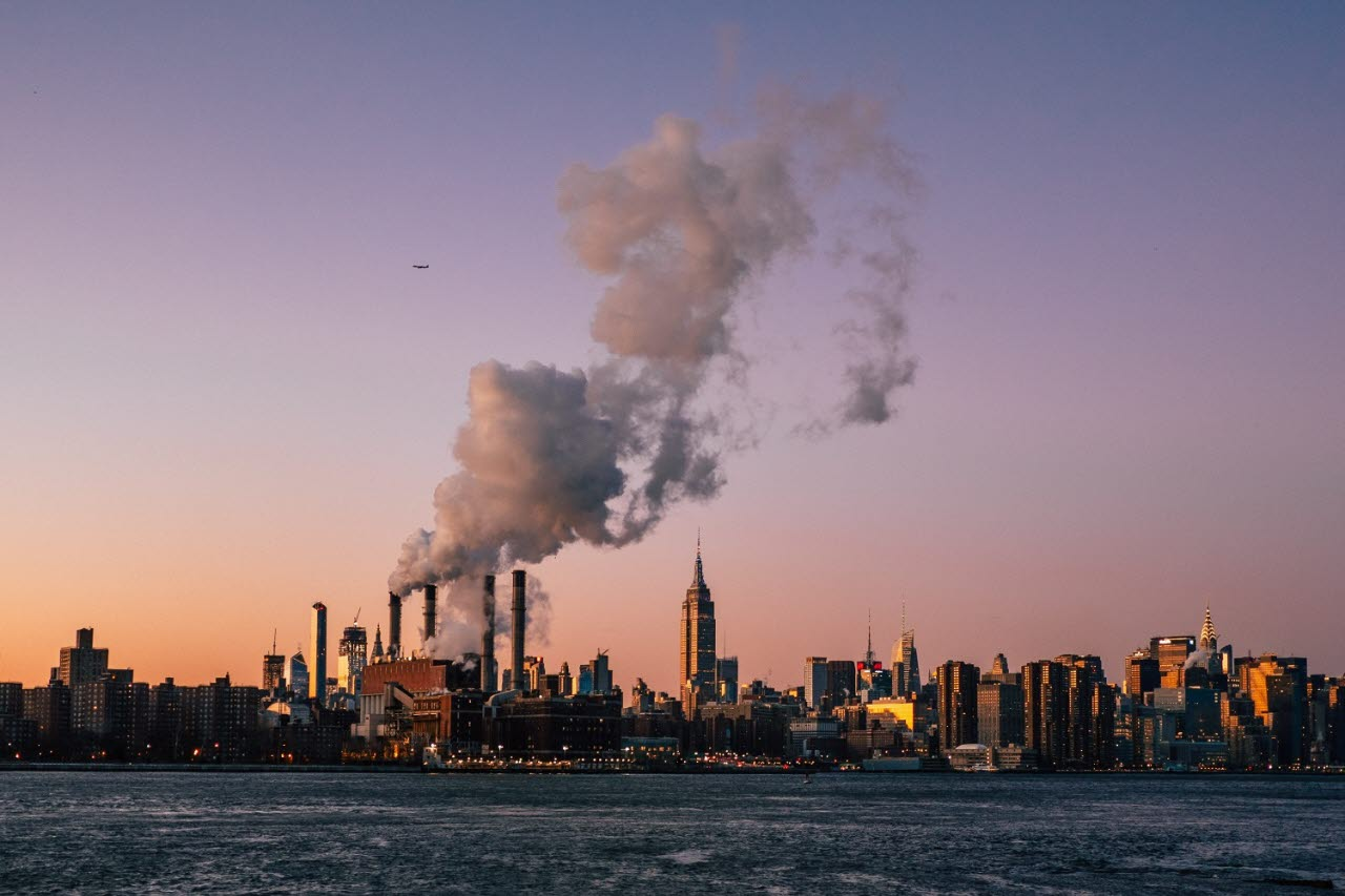 Race to zero: Decarbonising the built environment