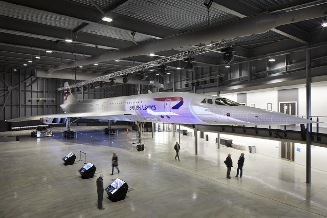 Aerospace Bristol, RICS Awards, South West, 140518, mb