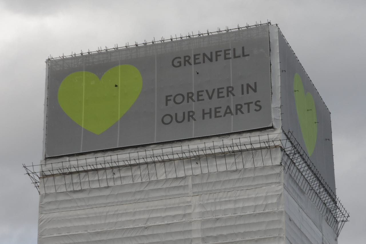 Grenfell close up