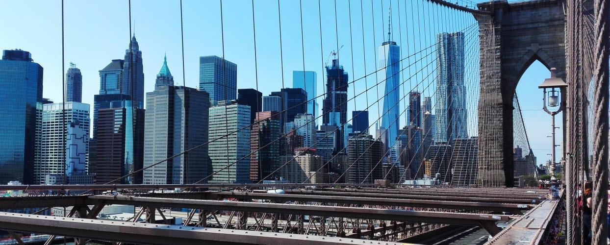 Brooklyn Bridge, New York, 020518, mb