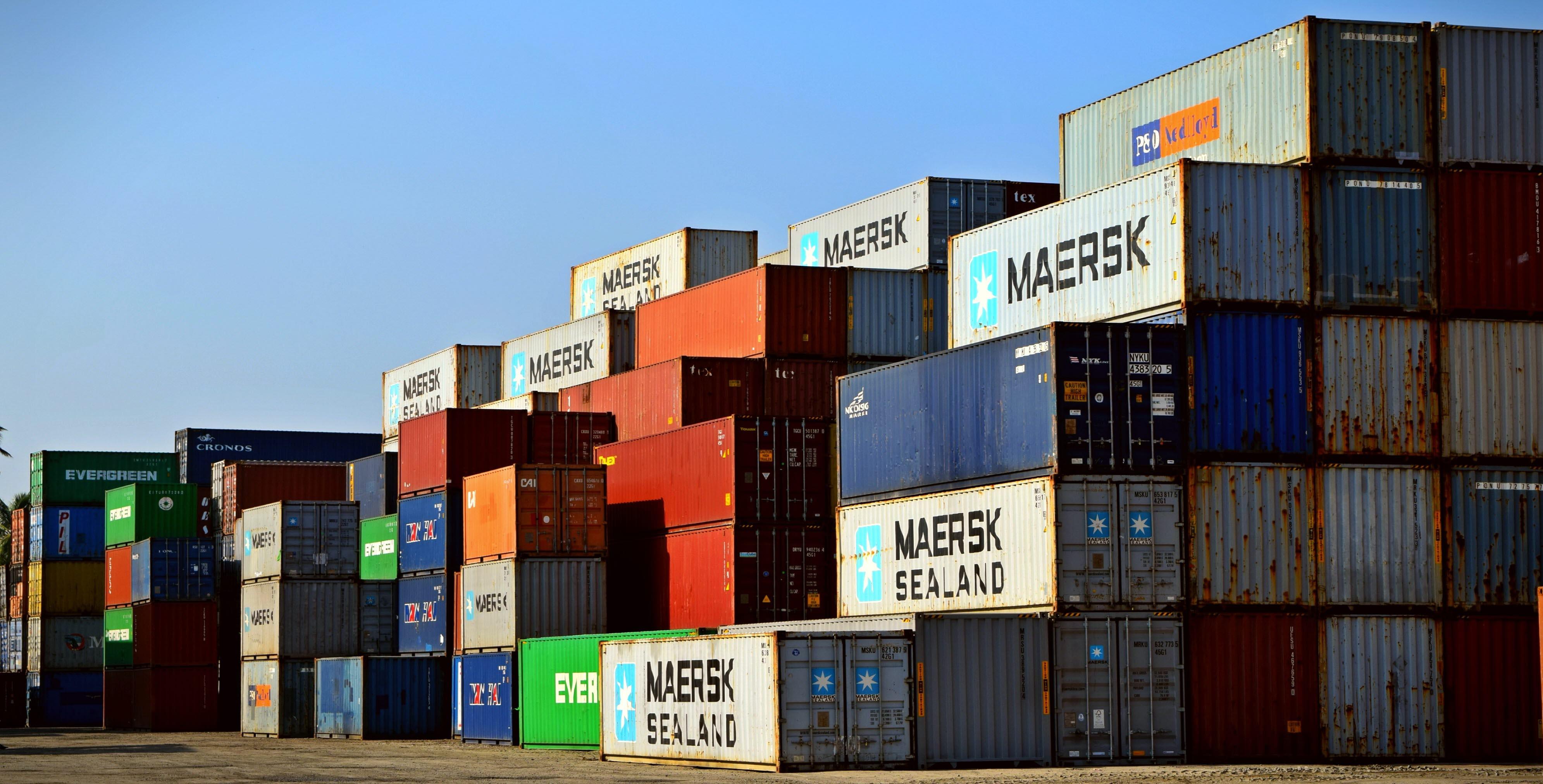 logistics-cargo-container
