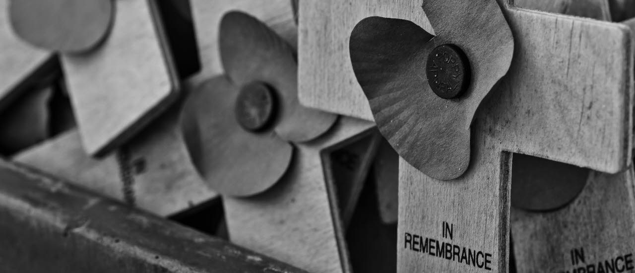 Remembrance-crosses-unsplash