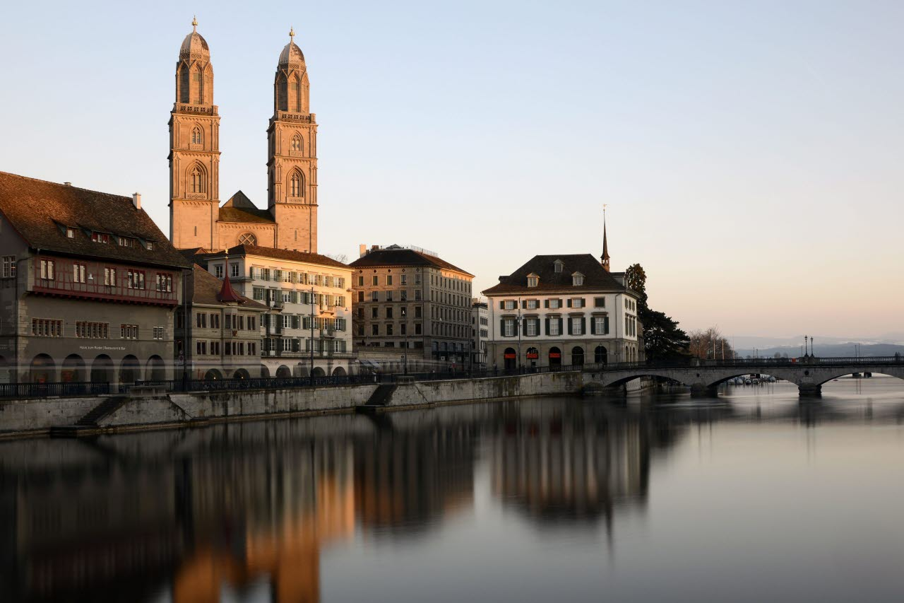 Zurich, Bridge, Pexels, 060718, mb