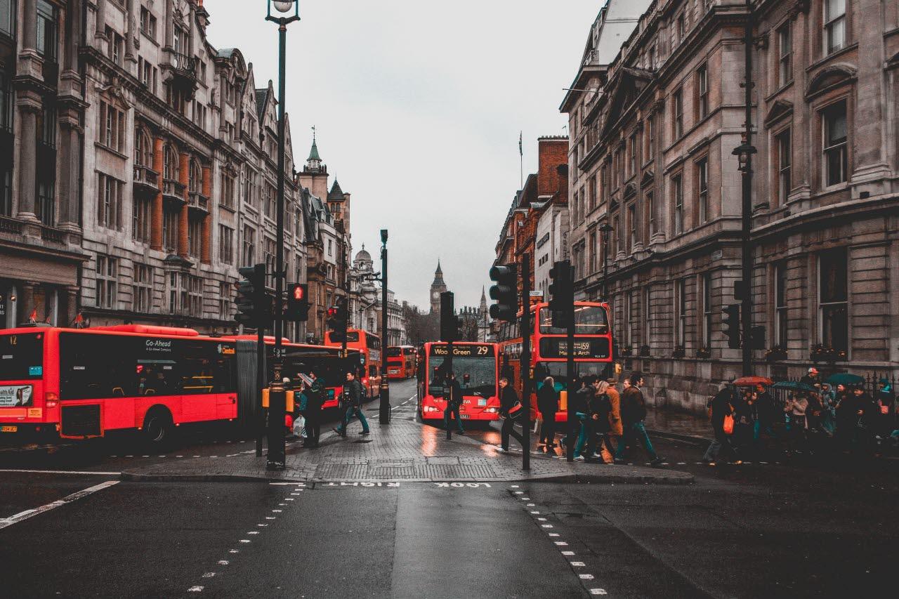 Traffic emissions UK RICS