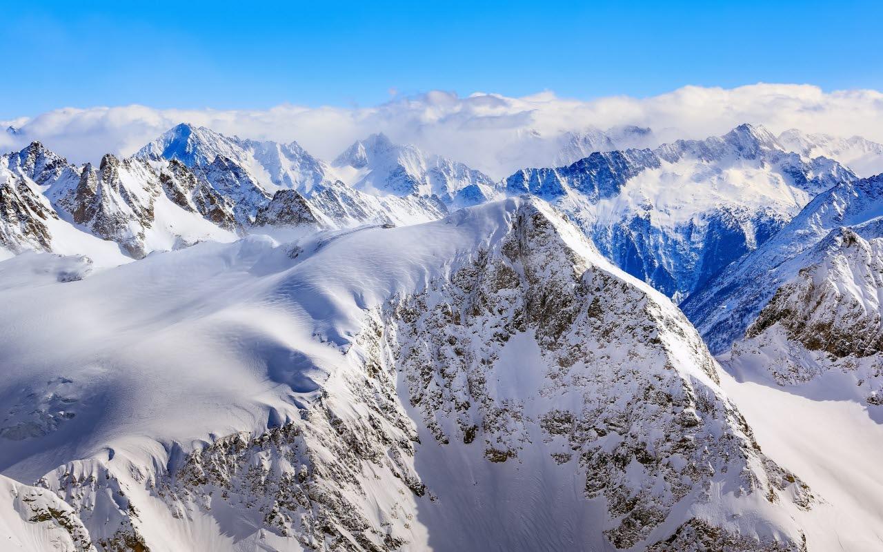 mount everest, snow, george everest, 060218, mb