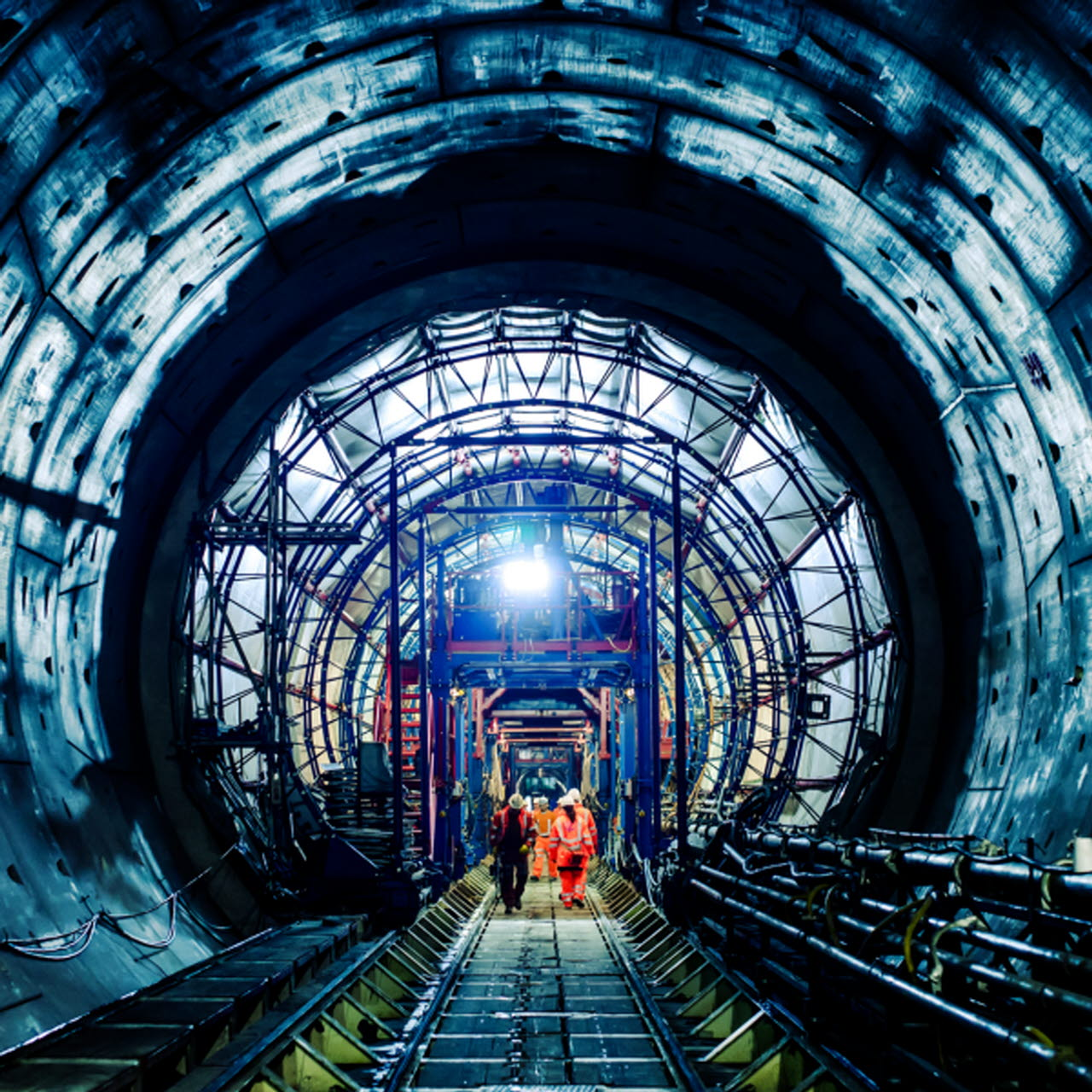 tunnel construction, infrastructure, RICS, 220118, SB
