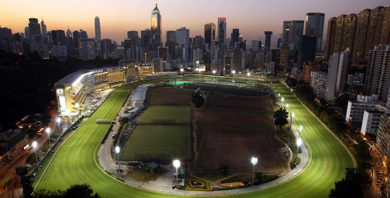 Hong Kong, Jockey Club, horse racing, 280318, mb