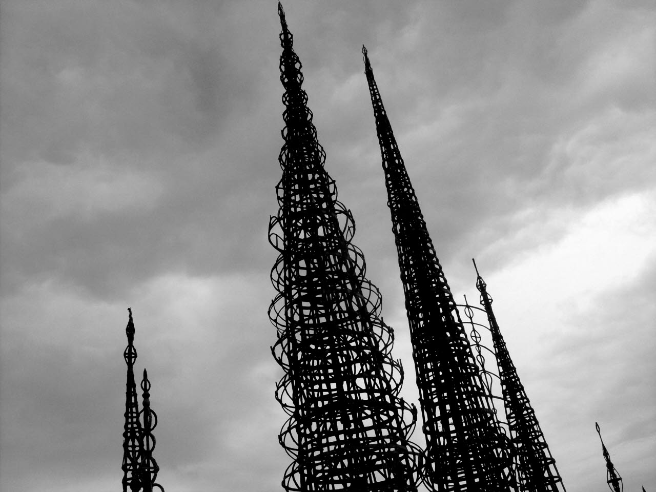 Watts Tower-Kyle Magnuson