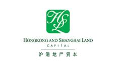 HongKong and Shanghai Land, logo