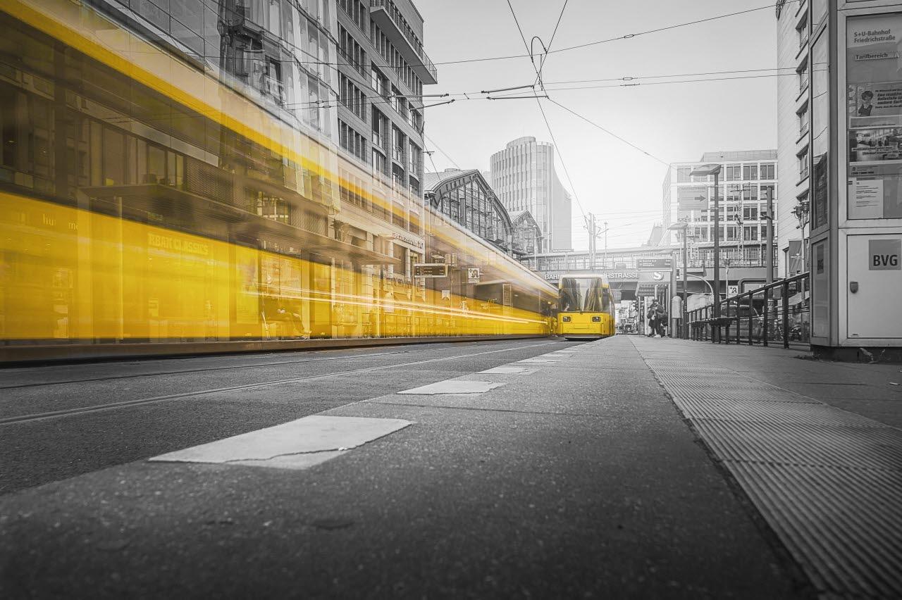 Urban, transport, tram, 190318, RT