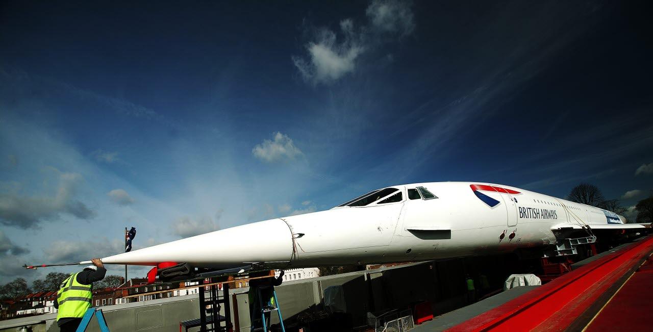 concorde, air travel, flight, 090218, mb
