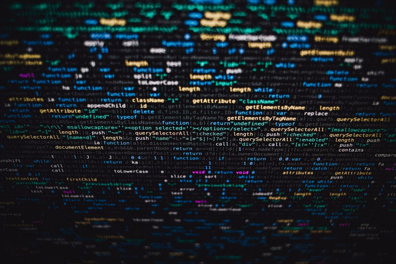 data code-unsplash