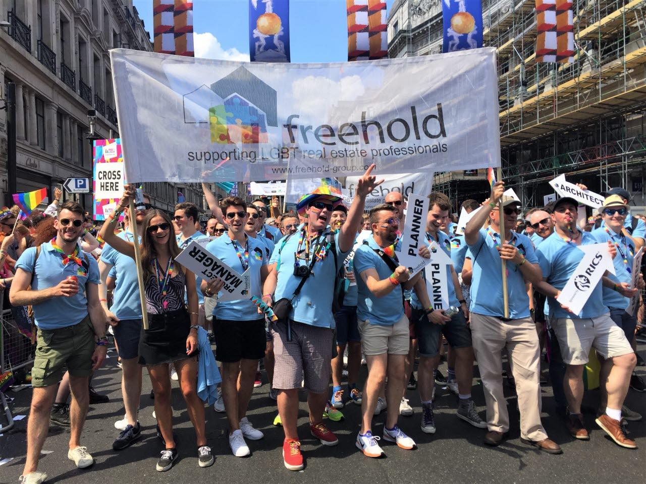 Freehold Pride-RICS