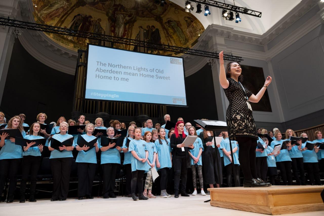 Scotland - Community Benefit - Music Hall Transformation