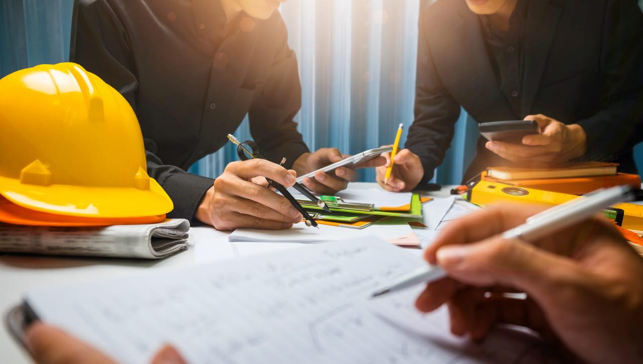 Teamwork-Contruction