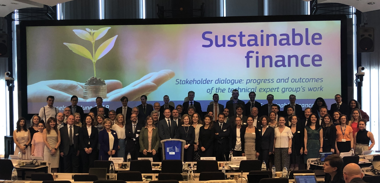 European-Commission-sustainable-finance-group