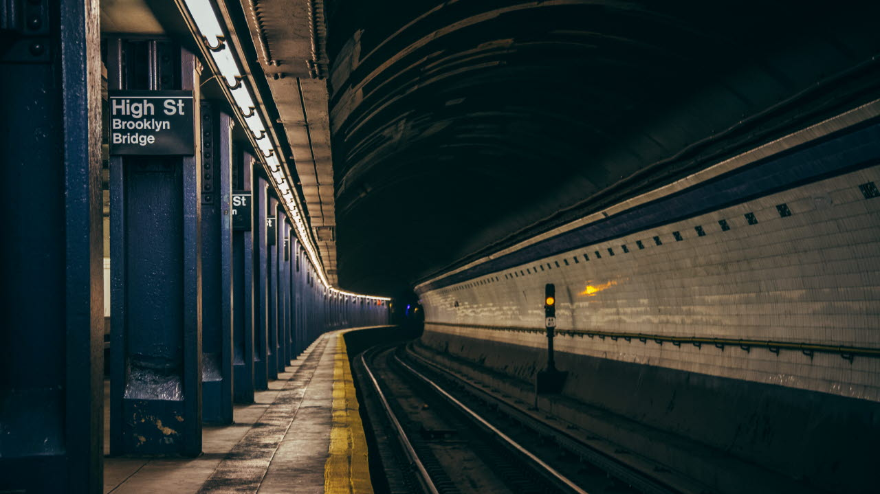 New-York-subway
